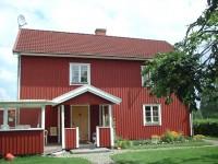 Sezonowa praca w Szwecji przy malowaniu domków