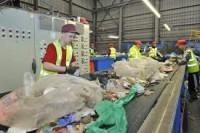 Sezonowa praca w Niemczech przy sortowaniu śmieci