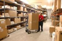 Praca sezonowa w Niemczech przy załadunku i rozładunku towarów