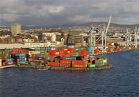 Norwegia praca w porcie – rozładunek towarów, kontenerów