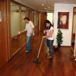 Norwegia praca 2014 Laerdal przy sprzątaniu bez znajomości języka